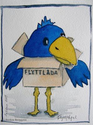 Flyttfågel